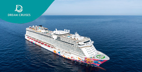 Genting Dream Ex Singapore Pay 3 Go 5 Promotion